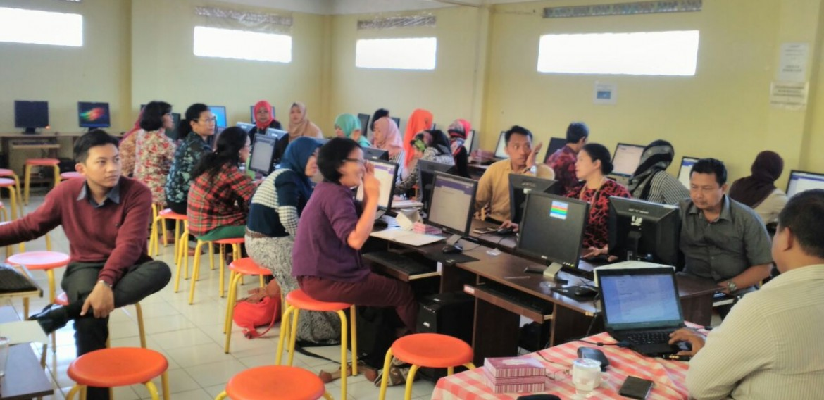 Pelatihan Google apps for Education